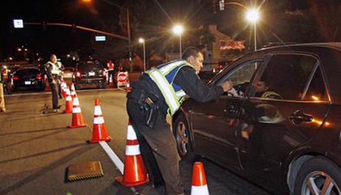 DUI Checkpoint Apps